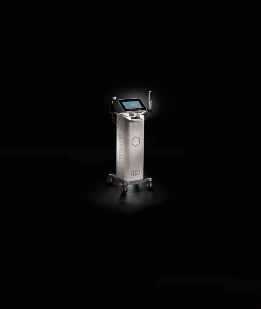 Embrace RF treatment machine